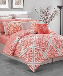 Pinterest & Another great find on #zulily! Coral Celina Comforter Set #zulilyfinds Adamdwight.com