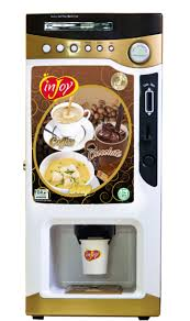 How Much Is Coffee Vending Machine Inspiration Vendo Machine Injoy