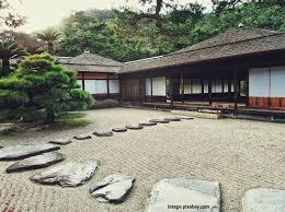 a japanese zen garden in your backyard