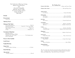 sample concert program sample christmas program template
