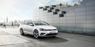 Facelifted 2017 VW Golf R Gets 310PS; New 1.0 TSI And 4MOTION TDI ...