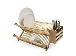 wooden drying rack for dishes uk designs