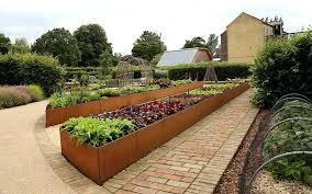 steel garden beds raised vegetable beds at mill corrugated steel garden beds melbourne