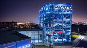 Carvana Vending Machine Houston Interesting Carvana plans newest 'car vending machine' in Kansas City Kansas