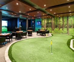 golf bedroom accessories. home - high definition golf simulators bedroom accessories