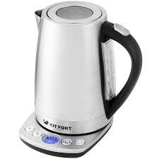 Купить Электрочайник <b>Kitfort</b> КТ-<b>645</b> в каталоге интернет ...