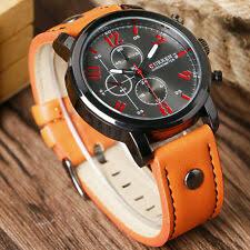 <b>Curren Men Wristwatches</b> for sale | eBay