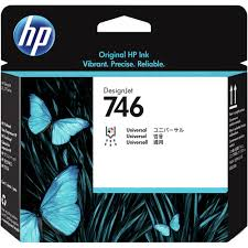 <b>HP 746 DesignJet</b> Printhead P2V25A B&H Photo Video