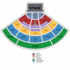 Cricket Wireless Amphitheater Chula Vista Seating Chart Hear More Than Crickets At This Amphitheatre Tba
