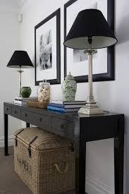 entryway table with drawers. wonderful black console table with drawers transitional entrancefoyer denai entryway