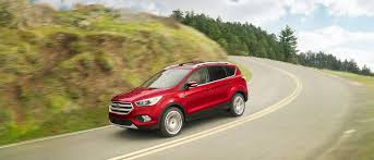 2019 Ford Escape Suv Capable Features Ford Com