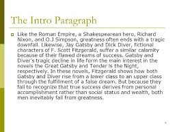 tips on essay writing the thesis statement transitions  6 the intro paragraph  like the r empire a shakespearean hero richard nixon