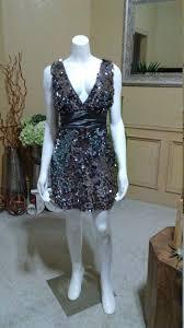 Gorgeous Gray Sequin Dress Flapper Style Cocktail Dress Short Party Dress Short Formal Dress Red Carpet Dress S M
