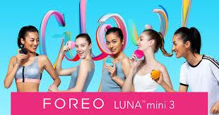 FOREO LUNA <b>mini 3</b> I Get ready to glow smarter, way faster