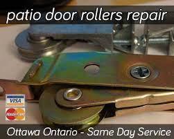 patio door rollers repair ottawa