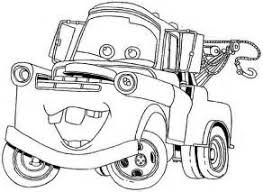 Small Picture disney cars mater Coloring pages Free Printable cars mater