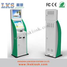 Parking Vending Machine Mesmerizing Automatic Parking Payment Kiosk Machine Ticket Vending Machine Buy