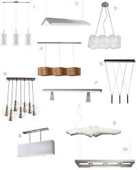 linear suspension lighting. linear suspension lighting t