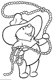 Cowboy Coloring Pages Avusturyavizesiinfo