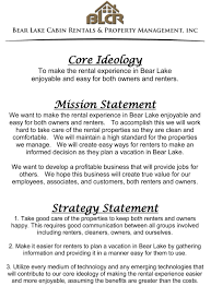 mission statement examples business vision statement examples for business yahoo image search plan and