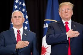 Image result for donald trump and mike pence