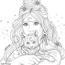 More than 5.000 printable coloring sheets. Pin By Xena Lynn On As Pequenas Witch Coloring Pages Coloring Pages People Coloring Pages