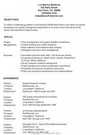 Resume Sample Styles Lvn Case Manager New Rn Computer