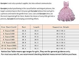 Tutu Dress Size Chart Bridesmaid Dresses For Girls 10 12 Tutu Tulle Dress A Line Summer Sleeveless Party Graduation Holiday Big Girl Dresses Size 14 16 Special Occasion For