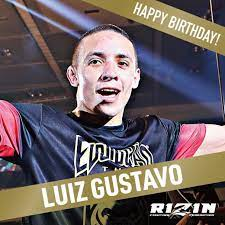 RIZIN FF OFFICIAL on Instagram: ""\HAPPY BIRTHDAY/ . Happy birthday Luiz  Gustavo!!! May 25,1996. . 本日5月25日は ルイス・グスタボ選手…  Happy birthday, Joker,  Fictional characters