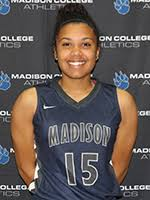 Gabrielle Hood - 2013-14 - Women's Basketball - Madison College Athletics