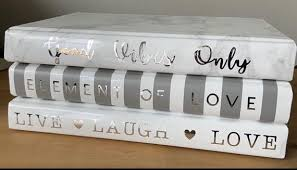 3 designer inspired coffee table books