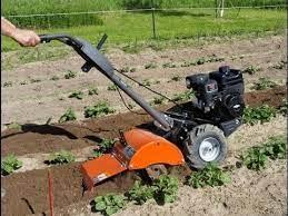 best middle sized garden tiller to