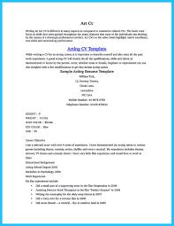 71 Acting Resume Beginner Samples Actors Resume Examples