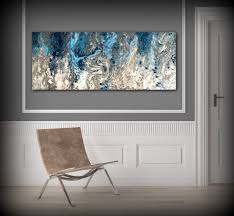 abstract wall art australia with popular large abstract painting print navy blue print art large canvas