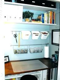 closet office space. Closet Desk Ideas In Office Awesome . Home Space