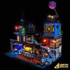 LEGO Complete Sets & Packs LED Light kit for LEGO Ninjago City Docks set  70657 LIGHT MY BRICKS Toys & Hobbies