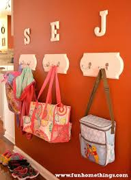 Diy Kids Coat Rack Mesmerizing DIY Coat Racks Top Bloggers To Follow On Pinterest