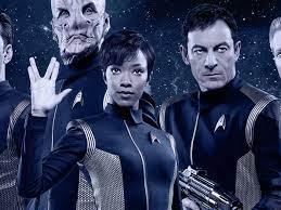 Star Trek is getting a series of ...