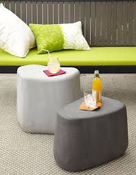 modern patio side table stlish furniture finds