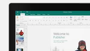Microsoft Publisher Format Microsoft Publisher