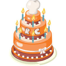 2nd Birthday Cake Png Png Image