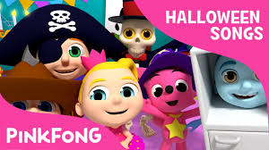 costume party songs pinkfong songs for children