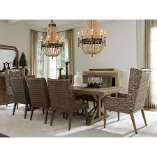 Tommy Bahama Kitchen Table Tommy Bahama 01 0561 876c Pierpoint Dining Table
