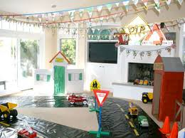 birthday party decoration in living room 3 interior decoration