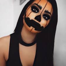 gallery of best scariest makeup ideas for art science