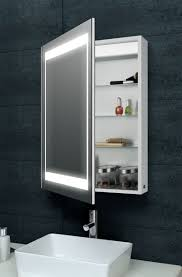 Bathroom Cabinet With Shaver Point Lana Led Backlit Mirrored Cabinet Easy Bathrooms