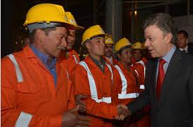 Resultado de imagen para Presidente Santos inaugurá el nuevo aeropuerto el Dorado
