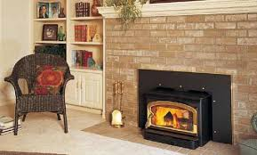 lennox whisper heat. canyon™ c310 wood insert by lennox whisper heat