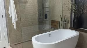 Bathroom Partition Walls Remodelling Impressive Design
