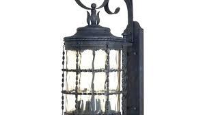 mediterranean outdoor lighting. Mediterranean Outdoor Lighting Bargain The Great Outdoors By 4 Light Iron Garden